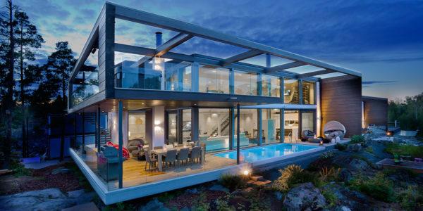 Moderne Massivholzhauser Aus Finnland Polar Life Haus