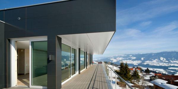 Moderne Holzhäuser Blockhaus Polar Life Haus