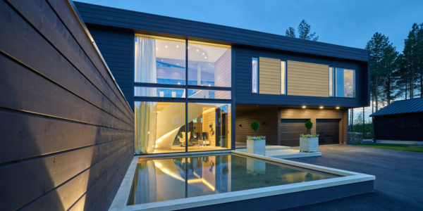 blockbohlenarten polar life haus. Black Bedroom Furniture Sets. Home Design Ideas